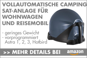wohnmobil sat receiver informationen und test. Black Bedroom Furniture Sets. Home Design Ideas