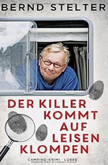 Camping Krimi Roman fürs Wohnmobil von Bernd Stelter