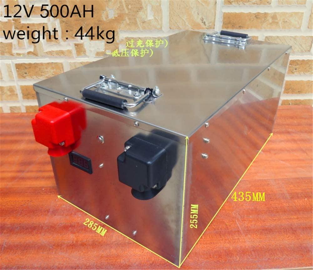 Wohnmobil Lifepo4 100ah 200ah 300ah 400ah 500ah 12V Lithium-Ionen-Akku für Solaranlage